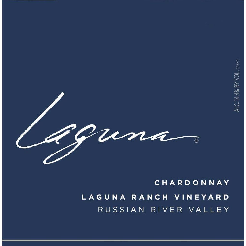 Laguna Winery Russian River Chardonnay 2009 Front Label