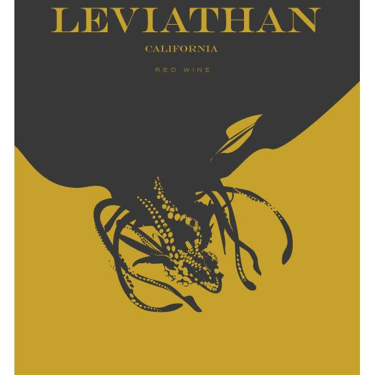 Leviathan  2008 Front Label