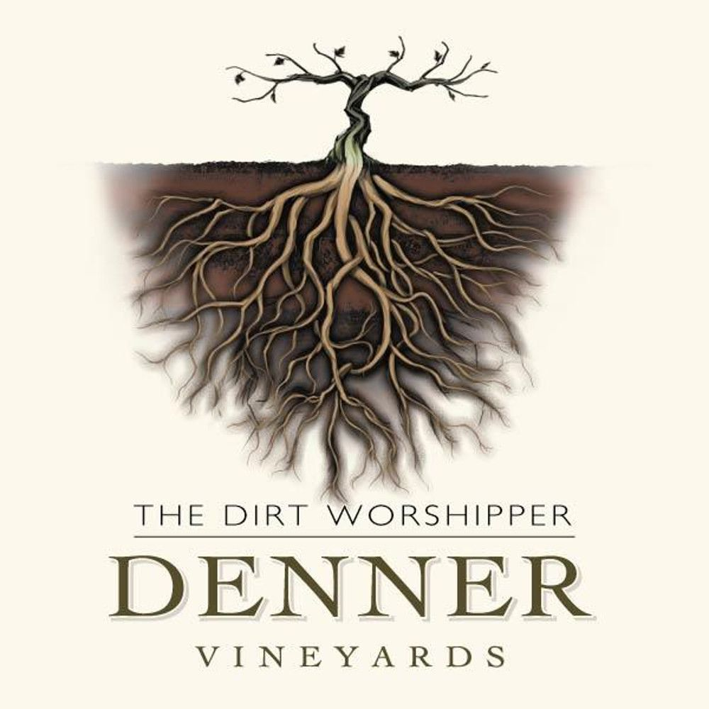 Denner The Dirt Worshipper 2008 Front Label