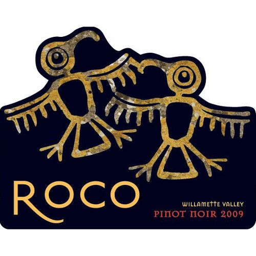 Roco Willamette Valley Pinot Noir 2009 Front Label