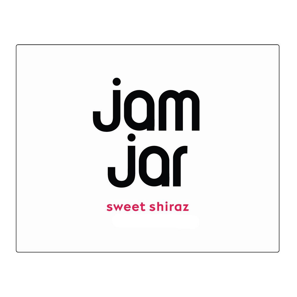 Jam Jar Sweet Shiraz 2011 Front Label