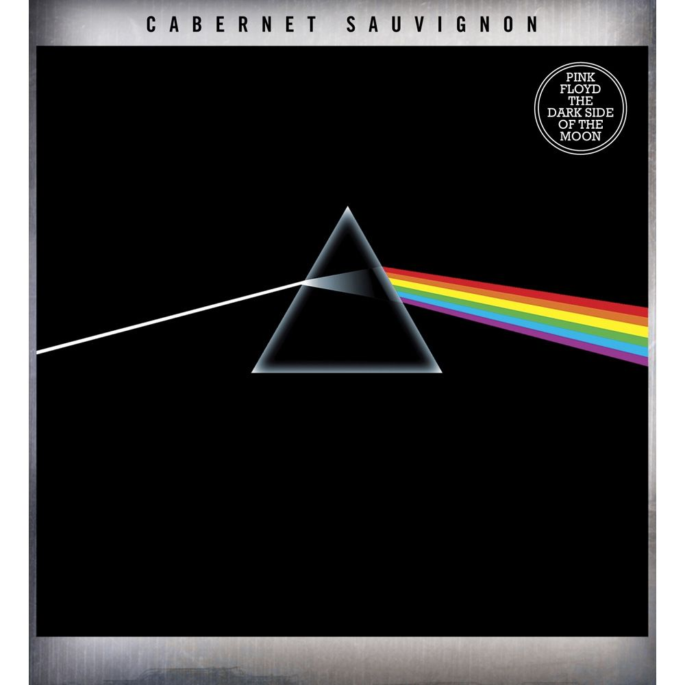 Wines That Rock Pink Floyd's Cabernet Sauvignon 2008 Front Label