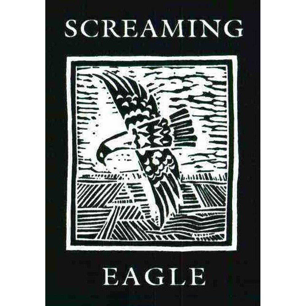 Screaming Eagle Cabernet Sauvignon 2005 Front Label