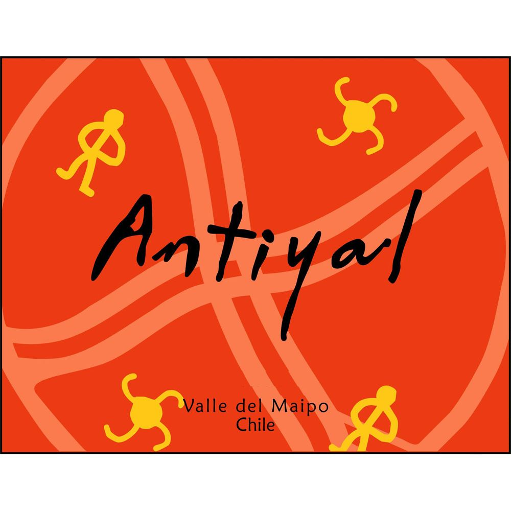 Antiyal  2009 Front Label