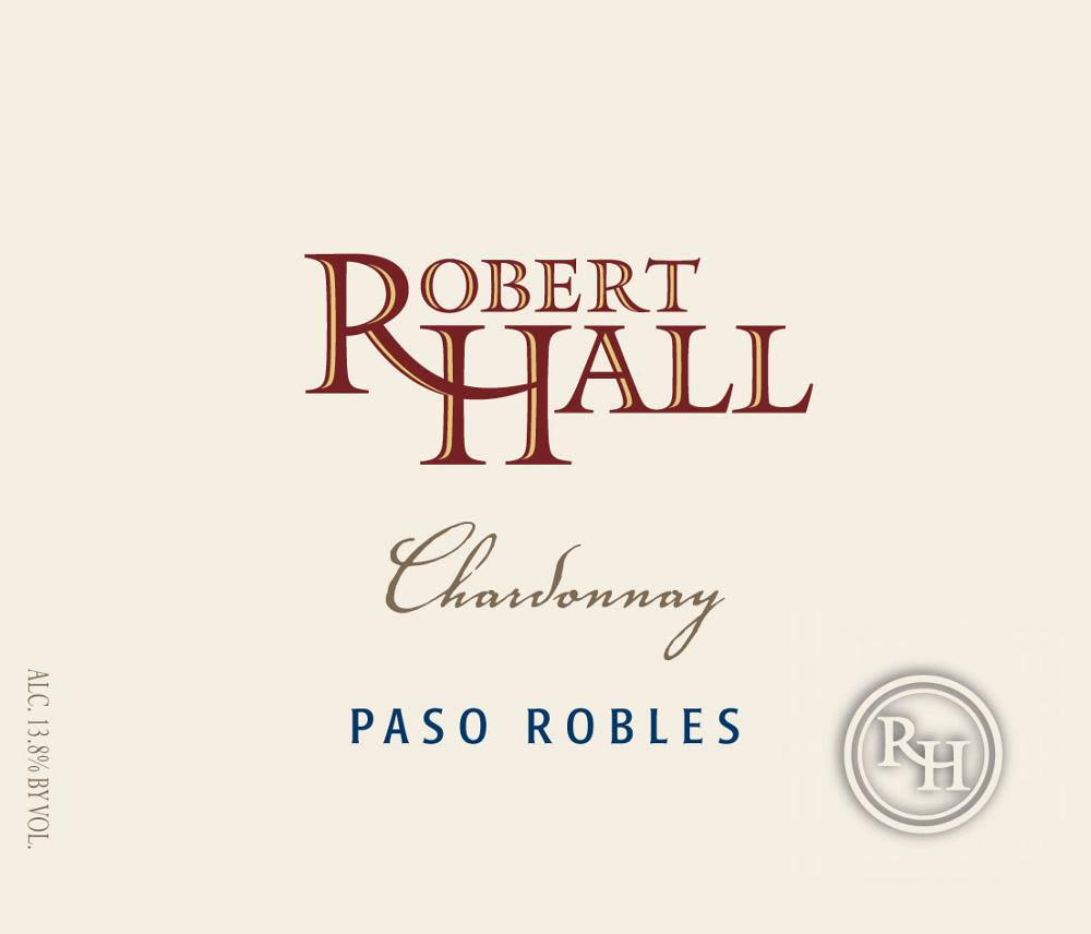 Robert Hall Chardonnay 2010 Front Label