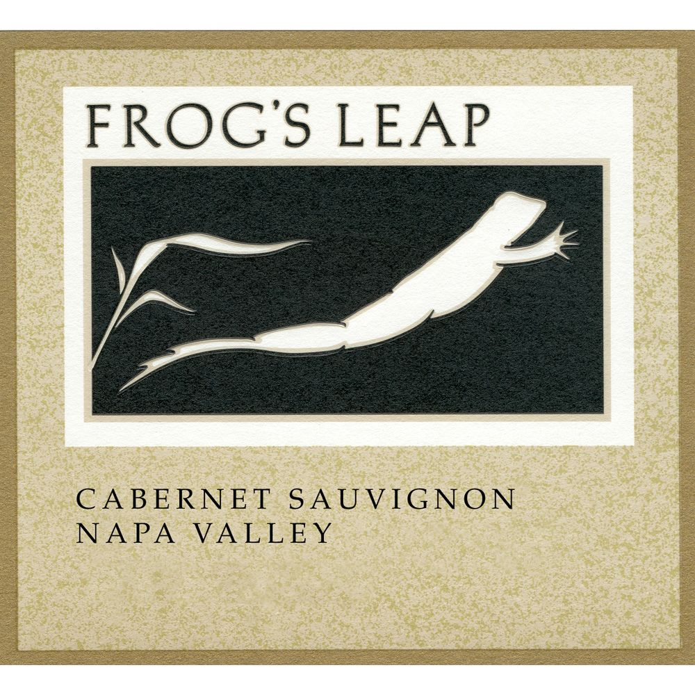 Frog's Leap Napa Valley Cabernet Sauvignon (375ML half-bottle) 2009 Front Label