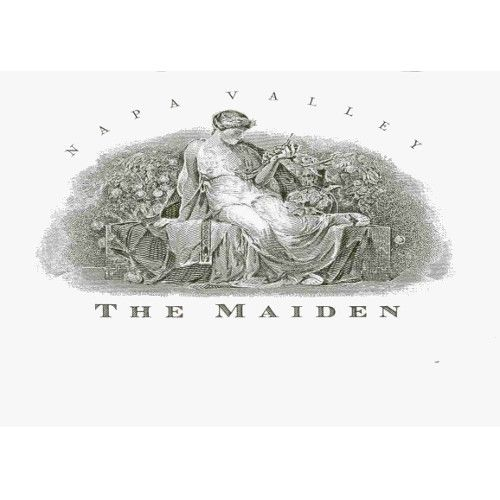 Harlan The Maiden 2005 Front Label