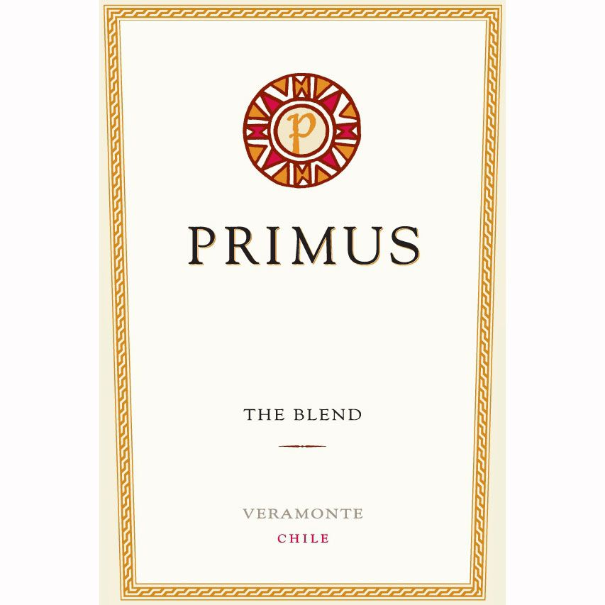 Primus The Blend 2009 Front Label