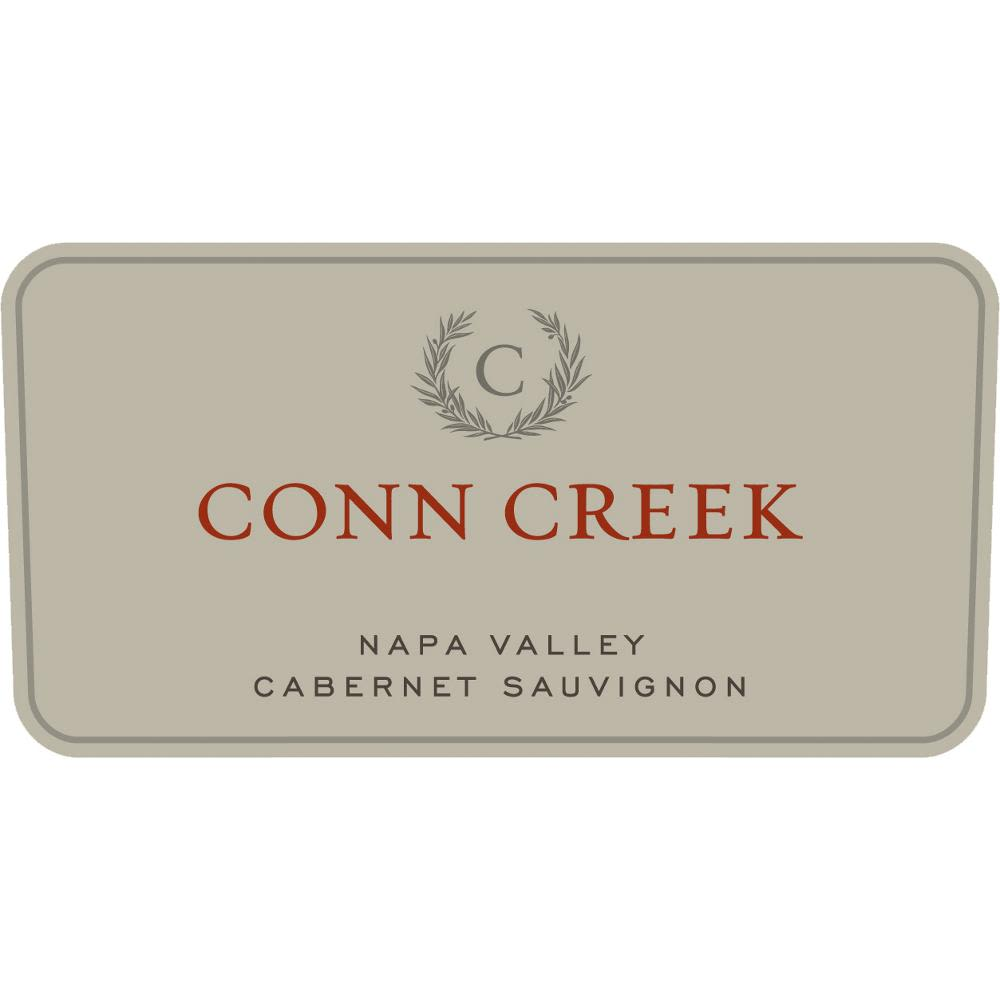 Conn Creek Cabernet Sauvignon 2008 Front Label