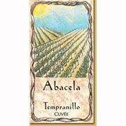Abacela Tempranillo Cuvee 2009 Front Label
