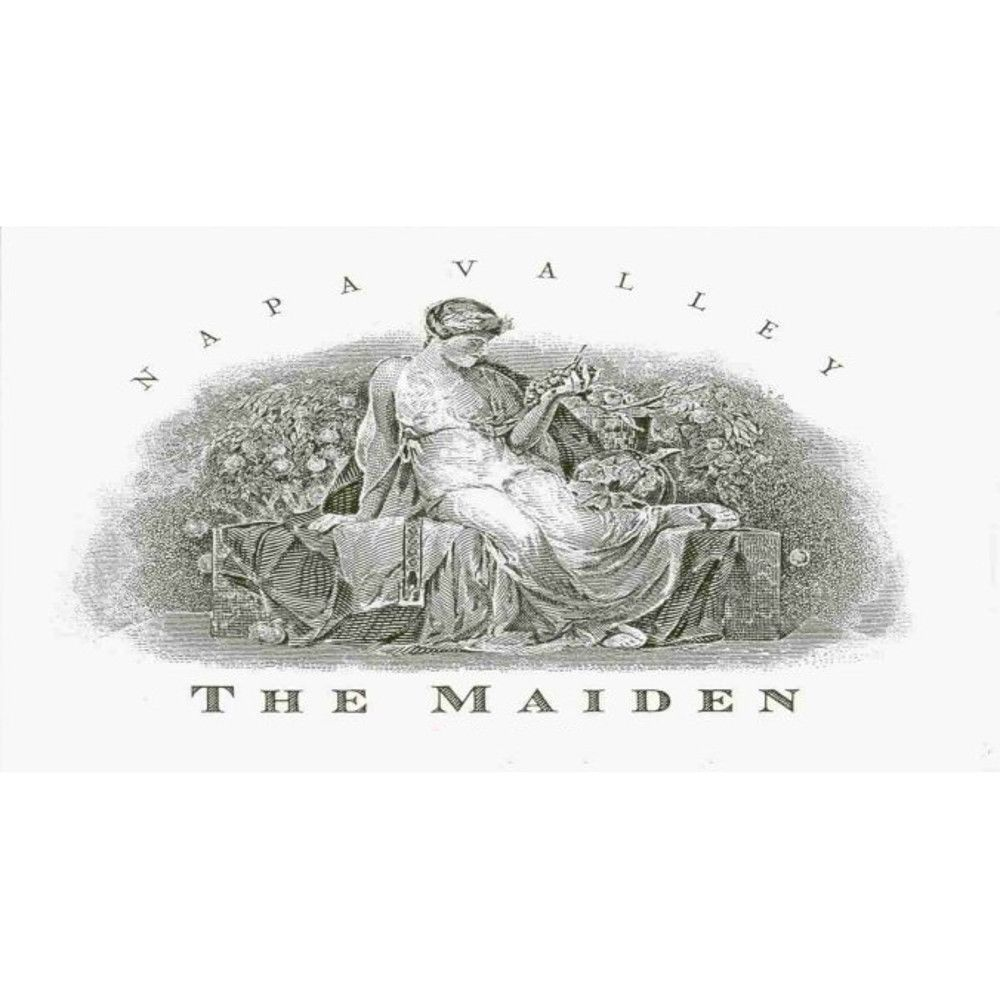 Harlan The Maiden 2004 Front Label
