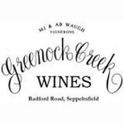 Greenock Creek Cabernet Sauvignon 1998 Front Label