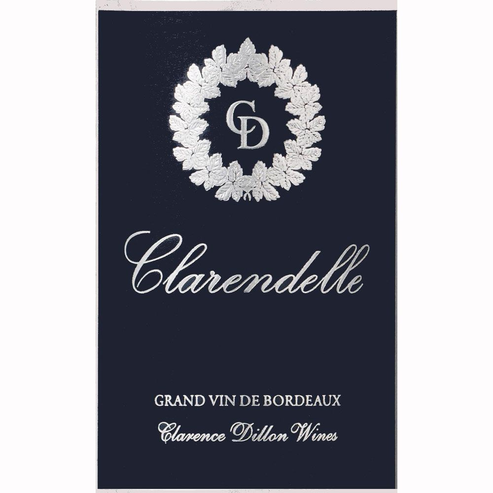 Clarendelle Inspired by Haut-Brion Blanc 2010 Front Label