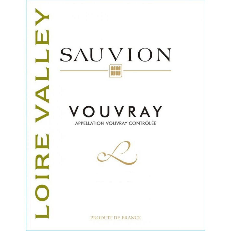 Sauvion Vouvray 2011 Front Label