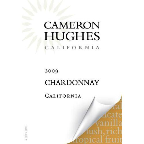 Cameron Hughes Chardonnay 2009 Front Label