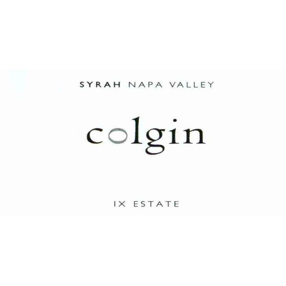 Colgin IX Estate Syrah 2005 Front Label
