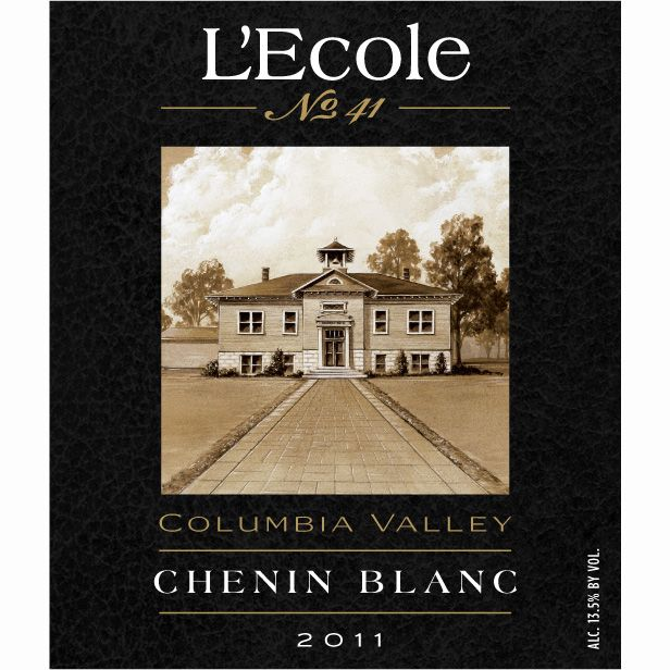 L'Ecole 41 Old Vines Chenin Blanc 2011 Front Label