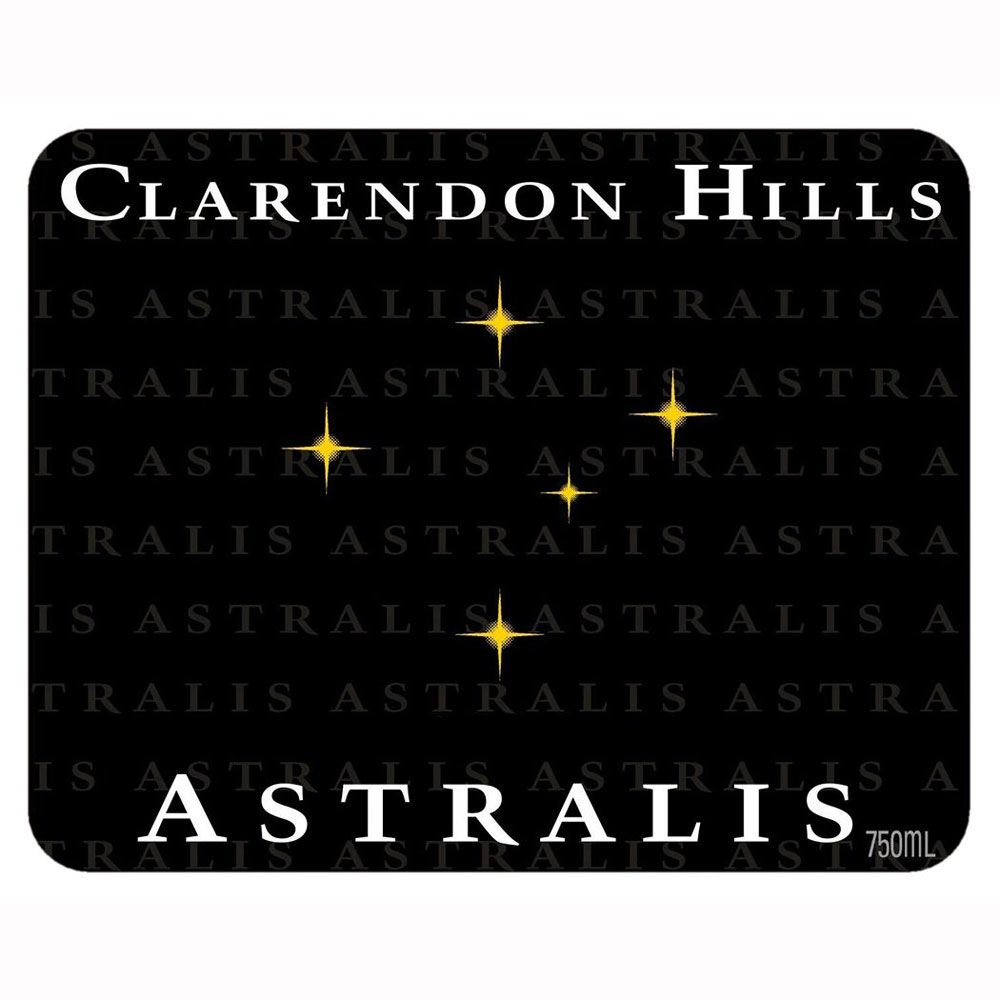 Clarendon Hills Astralis Syrah 2006 Front Label