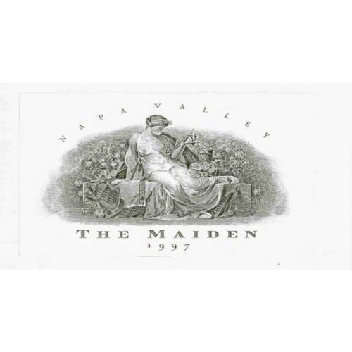 Harlan The Maiden 1997 Front Label