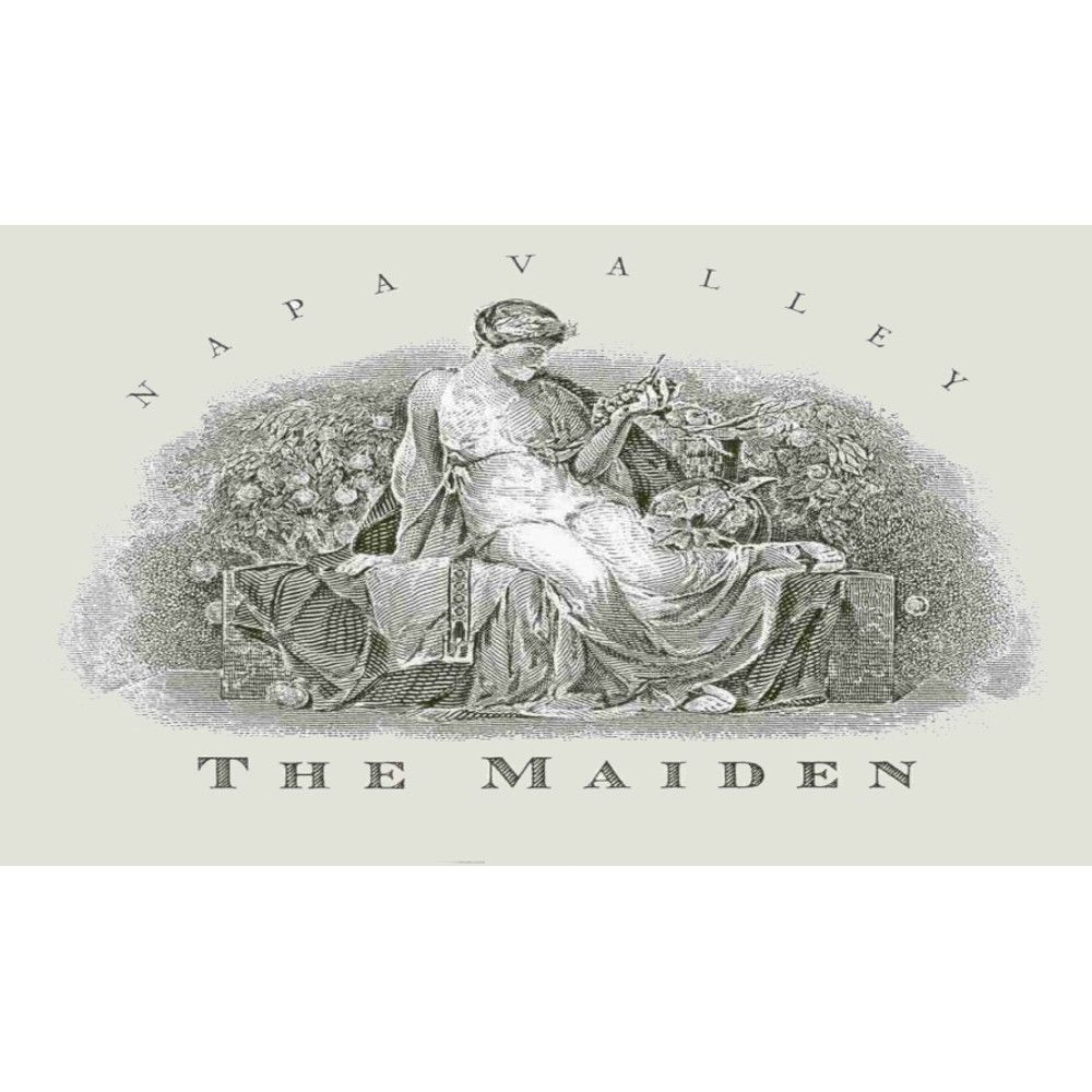 Harlan The Maiden 1999 Front Label
