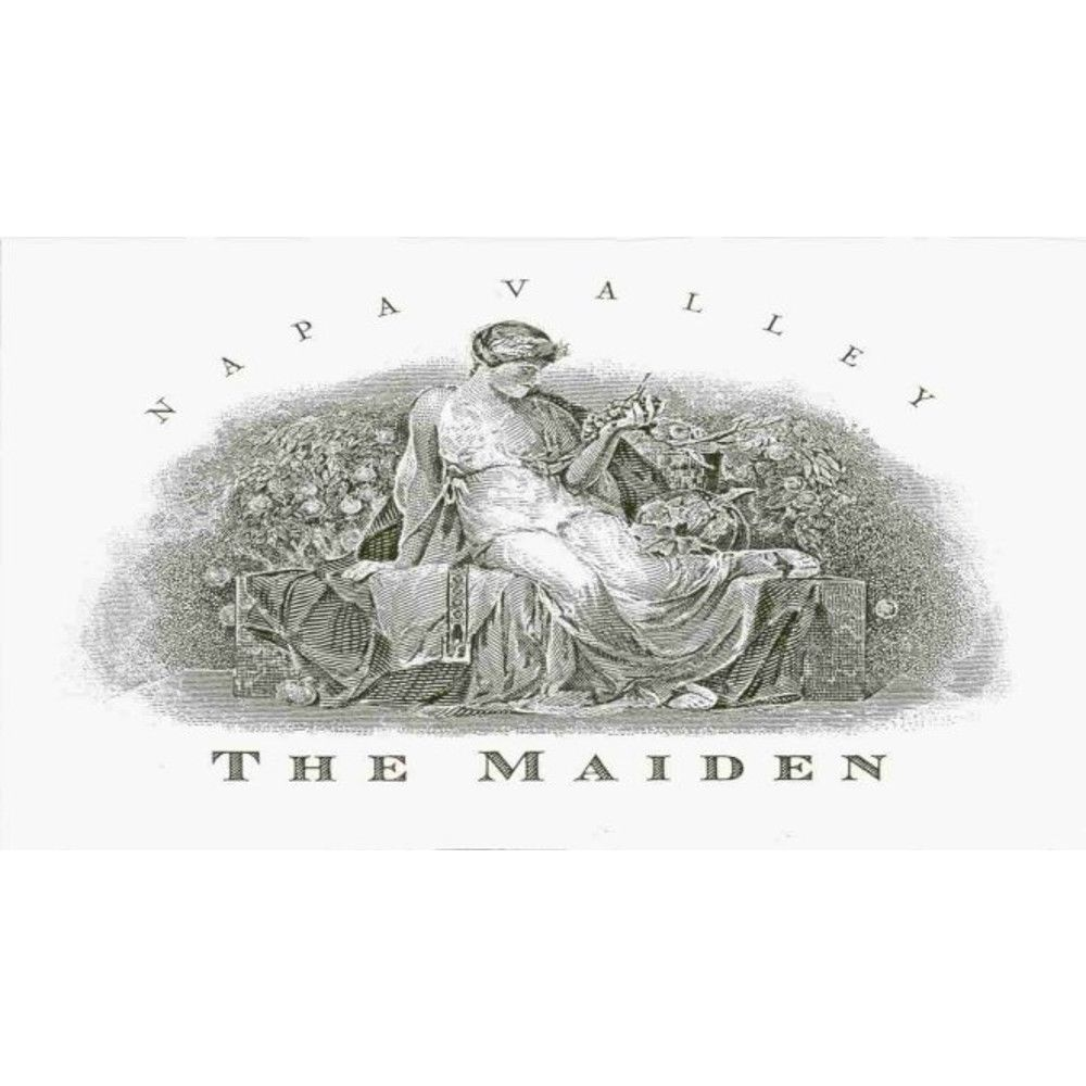 Harlan The Maiden 2008 Front Label