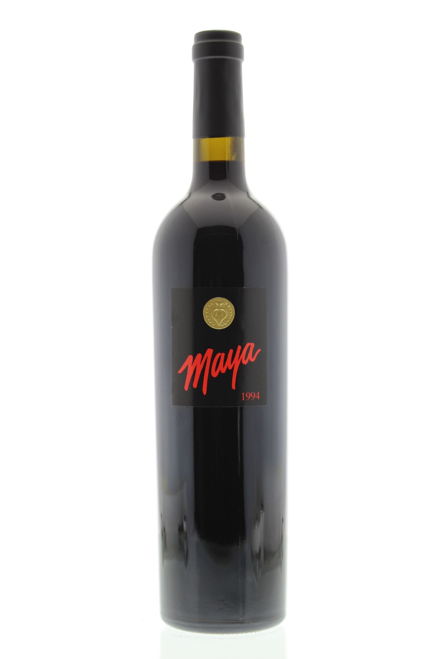 Dalla Valle Maya Proprietary Red Blend 1994 Front Bottle Shot