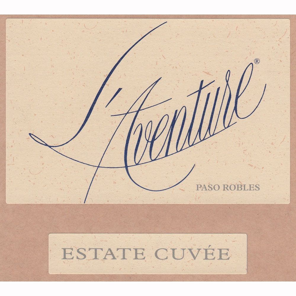L'Aventure Estate Cuvee 2010 Front Label