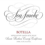 Sea Smoke Cellars Botella Pinot Noir 2007 Front Label