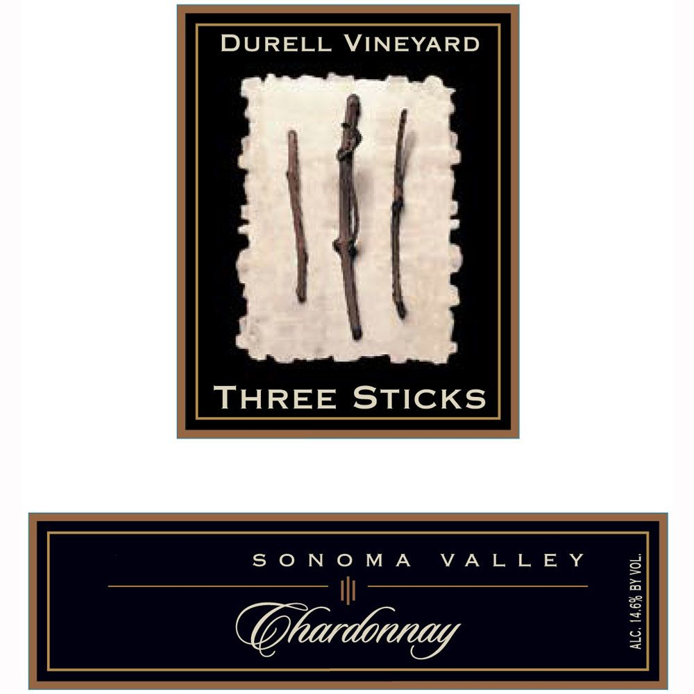 Three Sticks Durell Vineyard Chardonnay 2009 Front Label