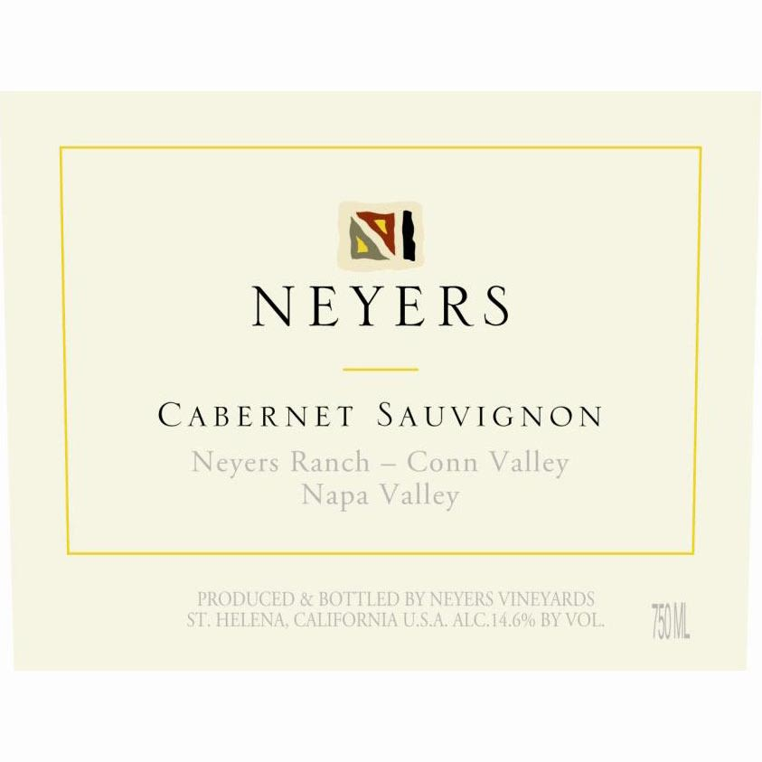 Neyers Neyers Ranch-Conn Valley Cabernet Sauvignon 2009 Front Label