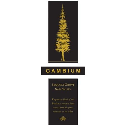 Sequoia Grove Napa Valley Cambium 2008 Front Label