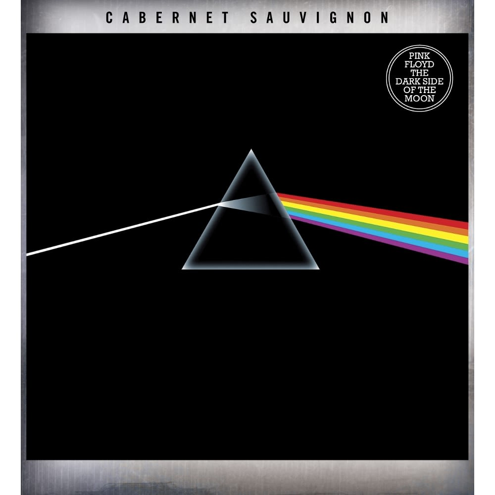 Wines That Rock Pink Floyd's Cabernet Sauvignon 2009 Front Label