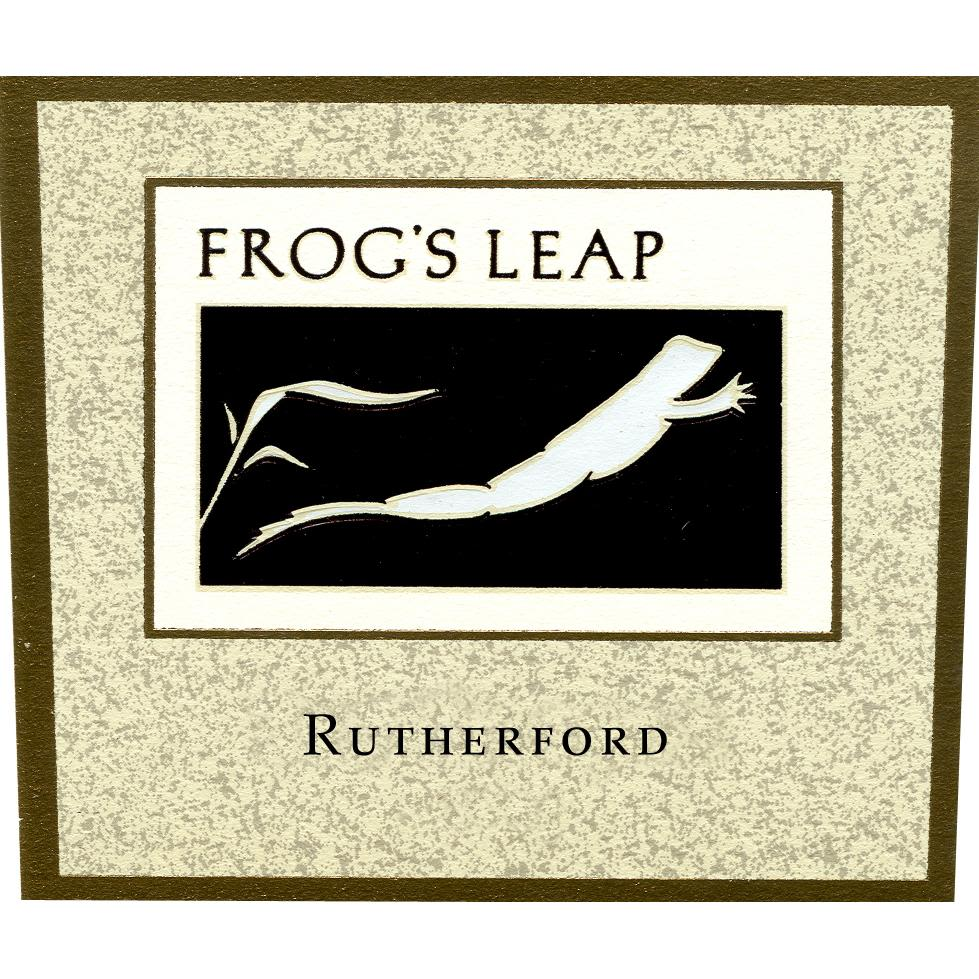 Frog's Leap Estate Grown Cabernet Sauvignon 2009 Front Label