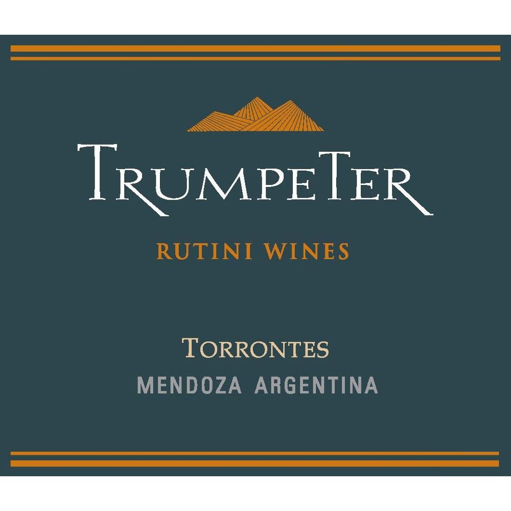 Trumpeter Torrontes 2011 Front Label