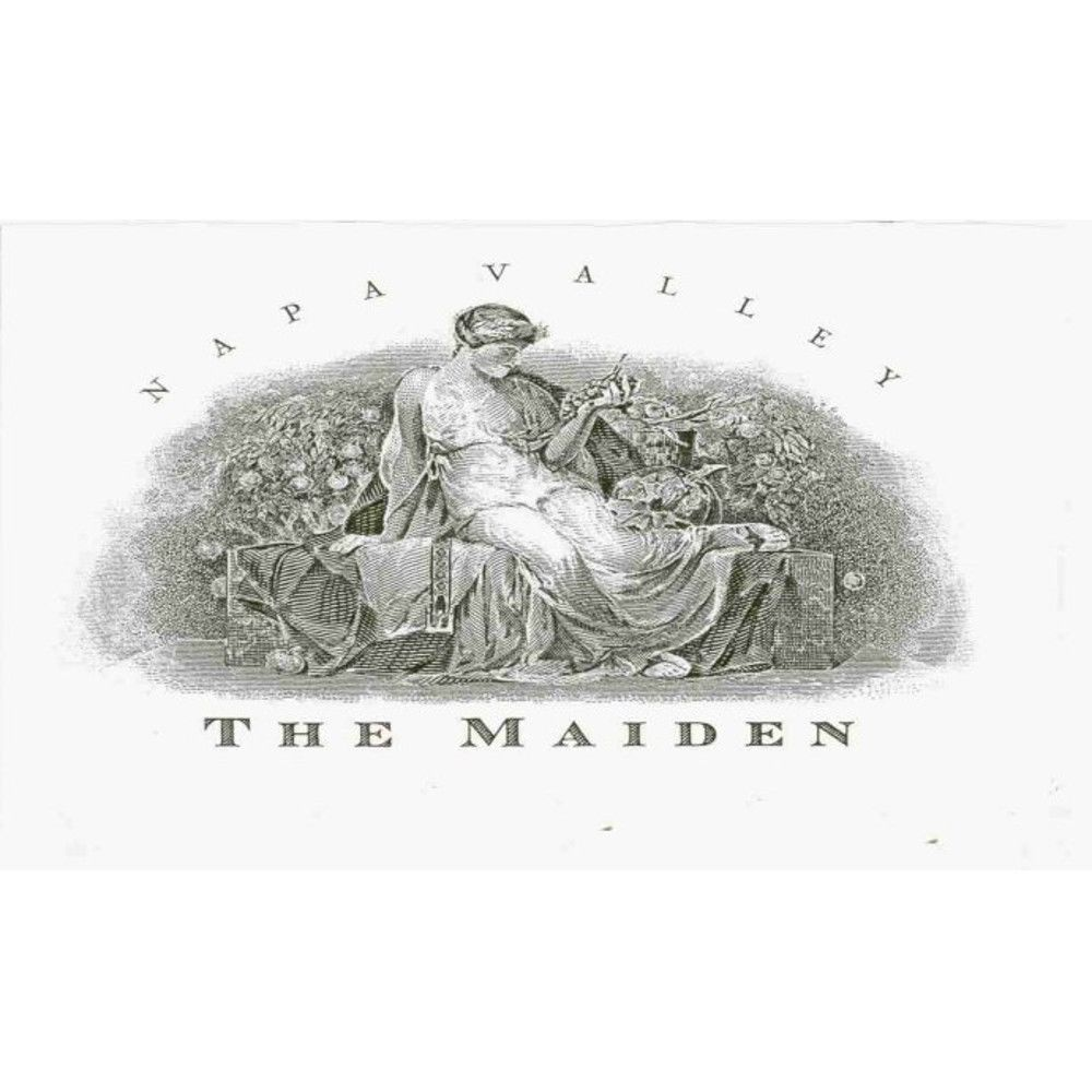 Harlan The Maiden 2007 Front Label