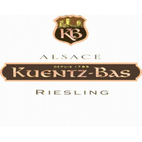 Kuentz-Bas Riesling 2010 Front Label