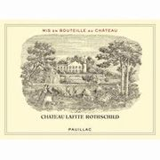 Chateau Lafite Rothschild  1979 Front Label