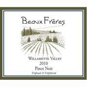 Beaux Freres Willamette Valley Pinot Noir (1.5 Liter Magnum) 2010 Front Label