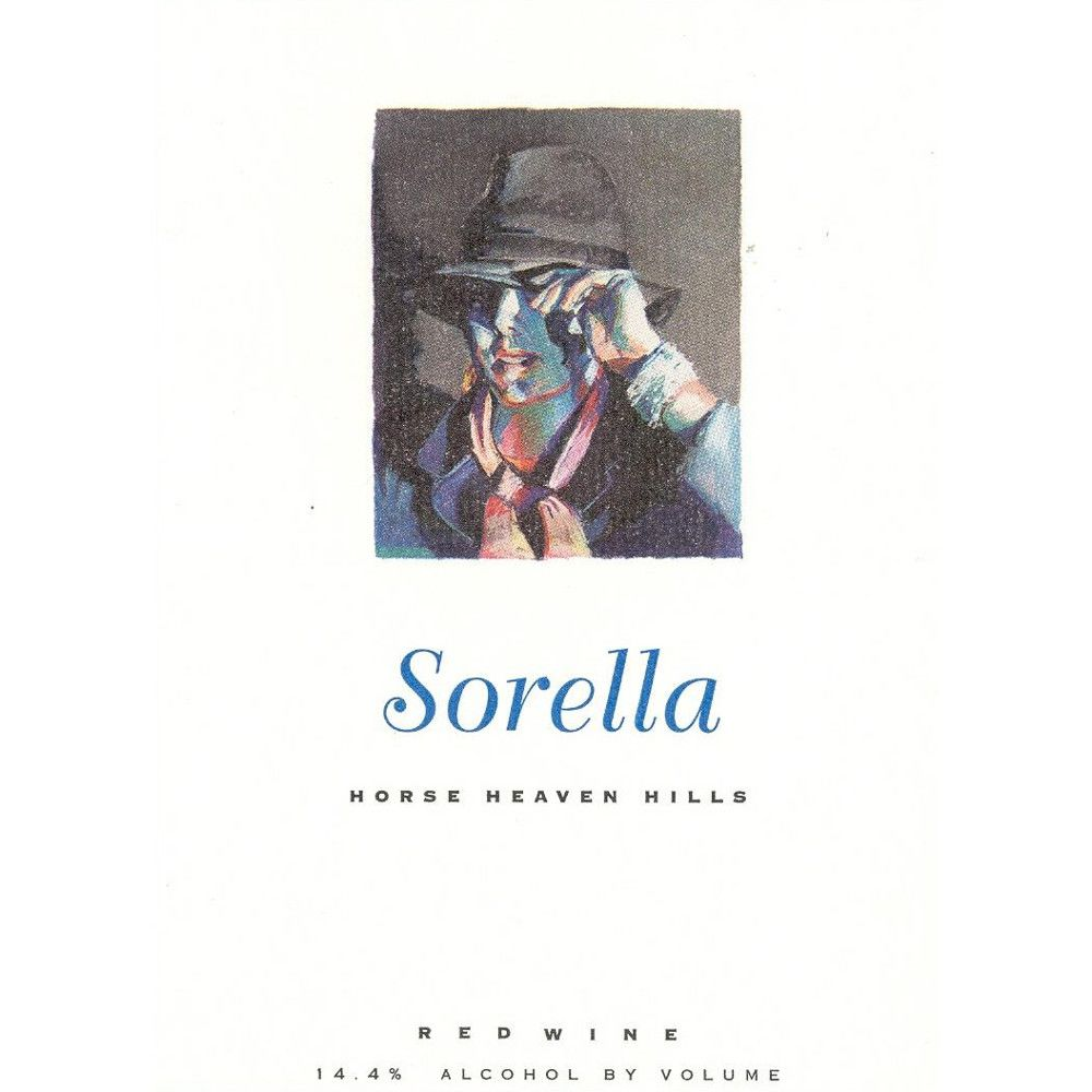 Andrew Will Winery Sorella 2009 Front Label