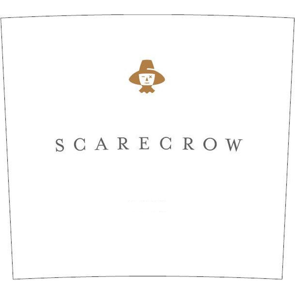 Scarecrow Cabernet Sauvignon (stained label) 2009 Front Label