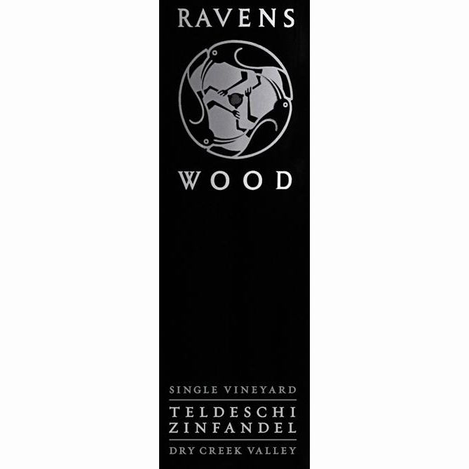 Ravenswood Teldeschi Vineyard Zinfandel 2010 Front Label