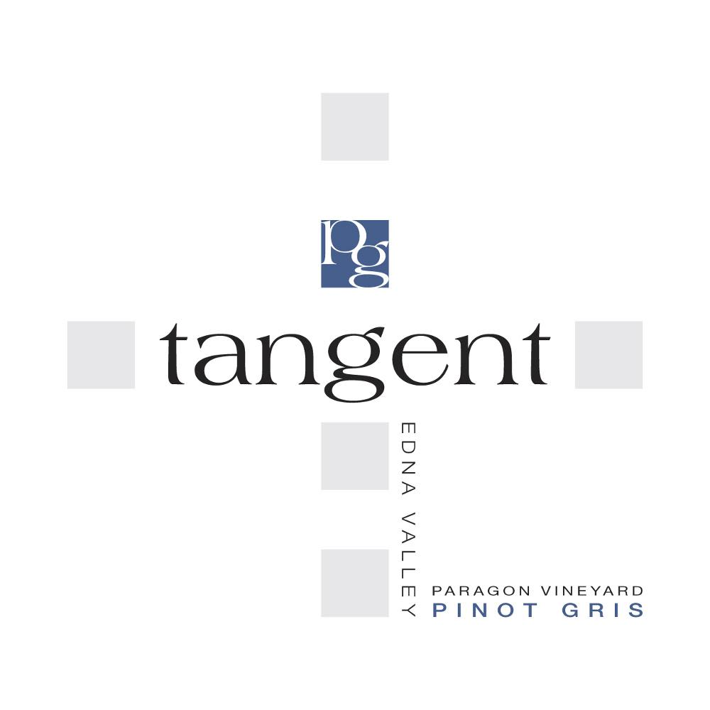 Tangent Paragon Vineyard Pinot Gris 2011 Front Label
