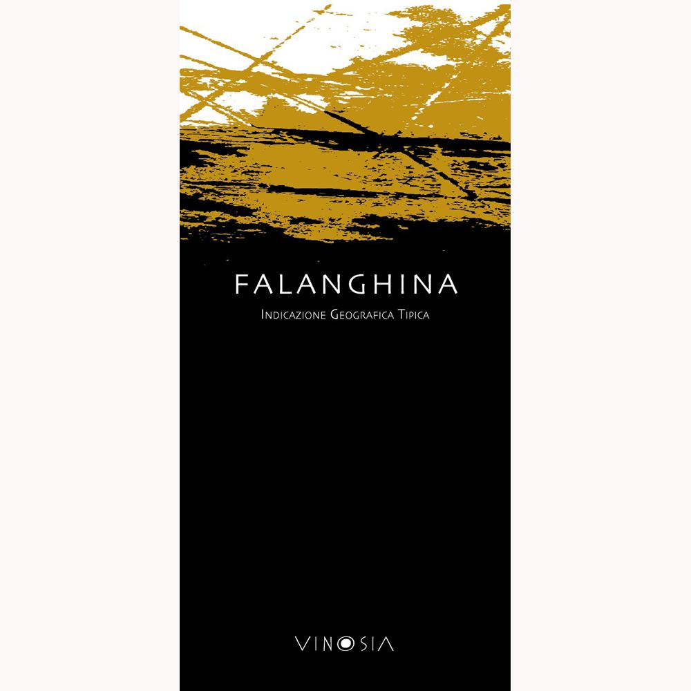 Vinosia Falanghina 2010 Front Label