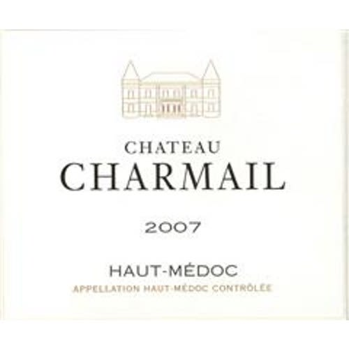 Chateau Charmail  2007 Front Label