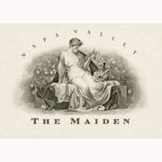 Harlan The Maiden 1996 Front Label