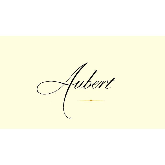 Aubert UV Vineyard Pinot Noir 2010 Front Label