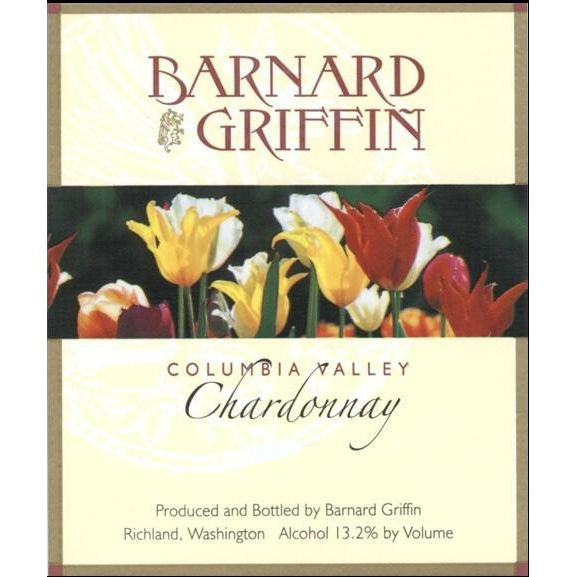 Barnard Griffin Chardonnay 2011 Front Label