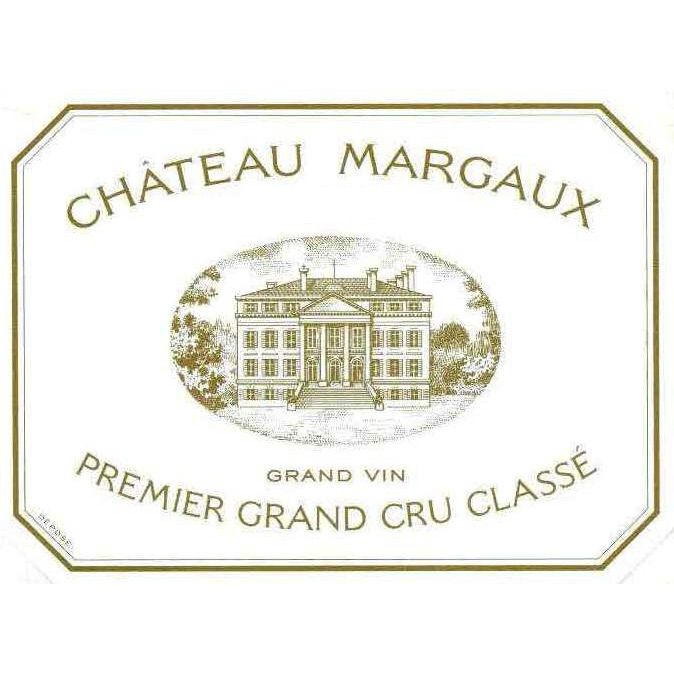 Chateau Margaux  2010 Front Label