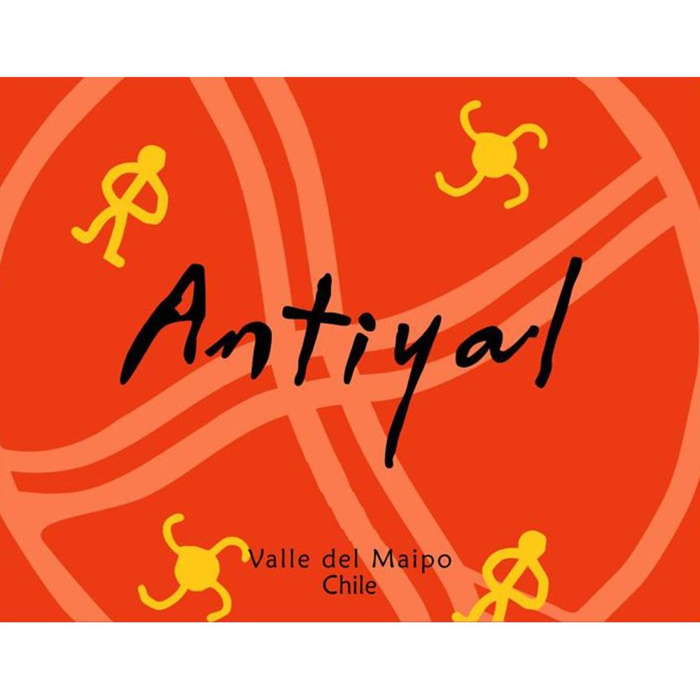 Antiyal  2010 Front Label
