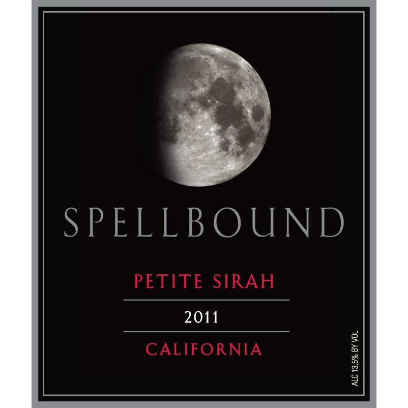 Spellbound Petite Sirah 2011 Front Label